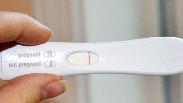 тест отсутствие зачатия