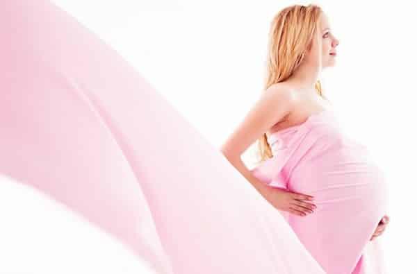 уже беременна