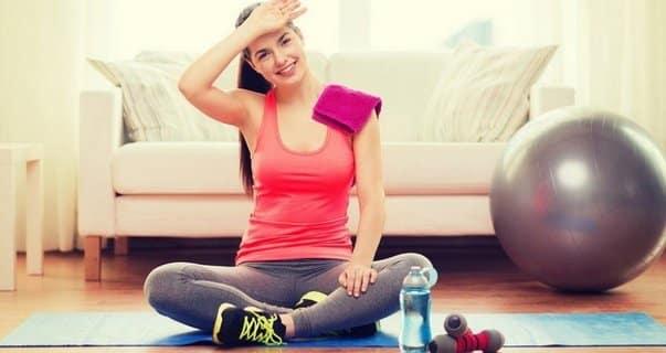 простые упражнения можно