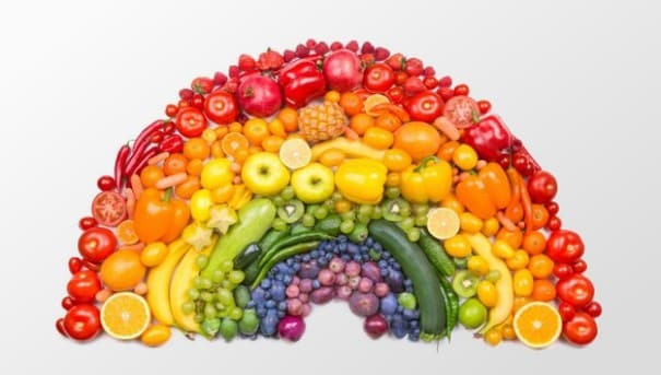 здоровая и полезная еда