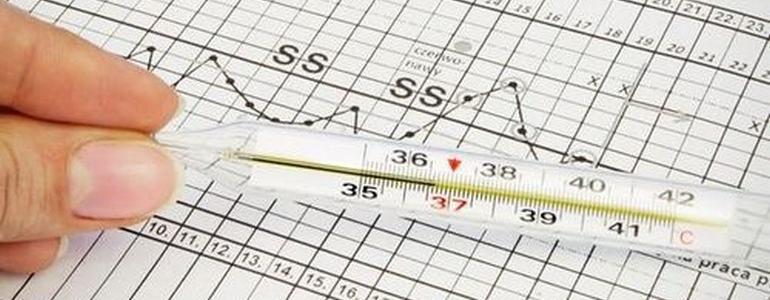 график измерения температуры